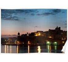 Senglea in the morning Poster