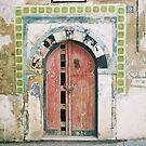 Number 37 (derelect door) by Celia Strainge