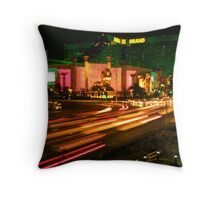 A Grand Hotel Throw Pillow