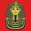 tutankhamun by tshart