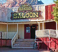Saloon In Bonnie Springs Old Nevada by ✿✿ Bonita ✿✿ ђєℓℓσ