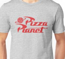 Pizza Planet shirt – Toy Story, Woody, Buzz Unisex T-Shirt