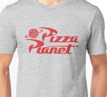 Pizza Planet shirt – Toy Story, Woody, Buzz Unisex T-Shirt