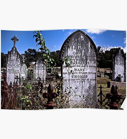 Yack Cemetery Poster
