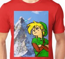 Ain't no Death Mountain High Enough Unisex T-Shirt