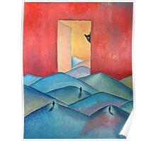 "Oil Painting - ""Stalker"" Poster 2000 Poster"
