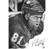 Phil Kessel Photographic Print
