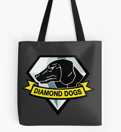 Diamond Dogs Tote Bag