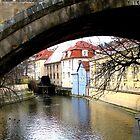 Prague Canal by NordicBuckeye