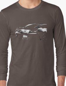 chevrolet corvette c7 Long Sleeve T-Shirt