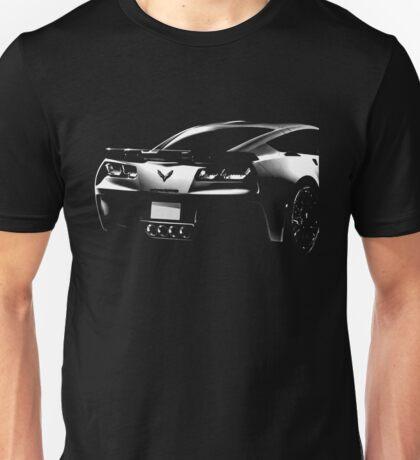 chevrolet corvette c7 Unisex T-Shirt
