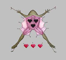 Frogger - Autopsy by Rebecca Murphy