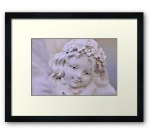 Fairy Face, As Is Framed Print