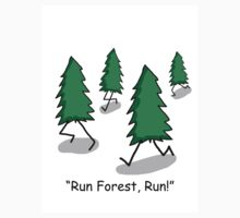 """Run Forest, Run!"" - Forrest Gump Pun by Nick Terry"