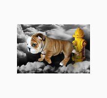 ☀ ツ UP IN THE CLOUDS WHAT DO I SEE A FIRE HYDRANT JUST WAITING FOR ME (SENDING EMAIL)CARD/PICTURE☀ ツ Unisex T-Shirt