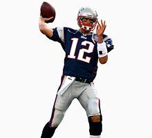 Tom Brady Pass/Throw Unisex T-Shirt