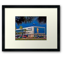 Airport Framed Print