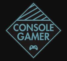 Console Gamer (Blue) by xtrolix