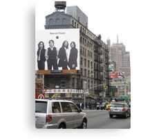 Canal Street Canvas Print
