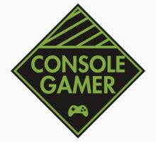 Console Gamer (Green) by xtrolix