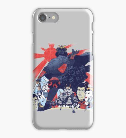 Samurai Wars: Empire Strikes iPhone Case/Skin