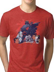 Samurai Wars: Empire Strikes Tri-blend T-Shirt