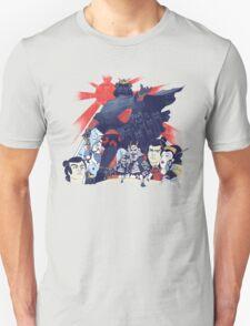 Samurai Wars: Empire Strikes T-Shirt