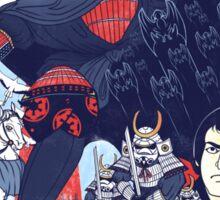 Samurai Wars: Empire Strikes Sticker