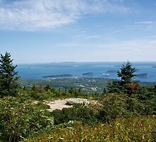 Cadillac Mountain  by MDossat