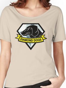 Diamond Dogs Women's Relaxed Fit T-Shirt