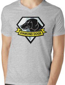 Diamond Dogs Mens V-Neck T-Shirt