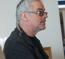 David Walsh , creator and owner of MONA (Museum of Old and New Art) by Ron Co