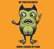 My Twitter Hurts by Rob Colvin