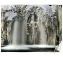 Petrified Falls Poster