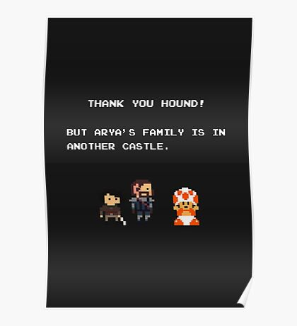 Thank You Hound! Poster