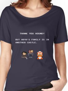 Thank You Hound! Women's Relaxed Fit T-Shirt