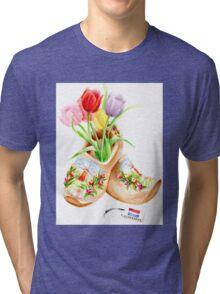 Missing Netherlands Tri-blend T-Shirt