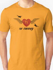 No Vacancy - Light Unisex T-Shirt