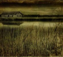 Boathouse Grunged by M a r i e B a r c i a