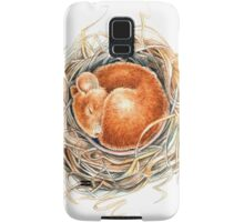Mouse in the nest Samsung Galaxy Case/Skin