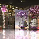 Japanese tea house by vivien styles