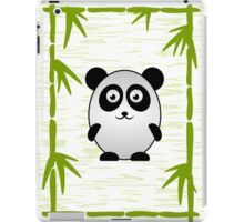Little Cute Panda iPad Case/Skin