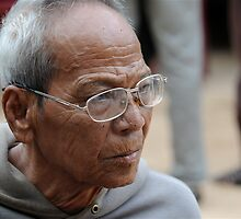 Wisdom in Cambodia by Carl LaCasse