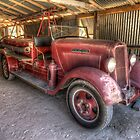 Dodge Fire Truck by Stephen Greaves