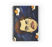 Galaxy Ron  Spiral Notebook