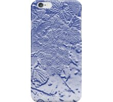 Unripe Blackberries in Blue  iPhone Case/Skin