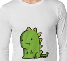 Lonely Dino Long Sleeve T-Shirt