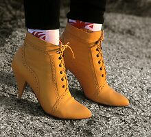 Yellow Boots, (The Eighties)
