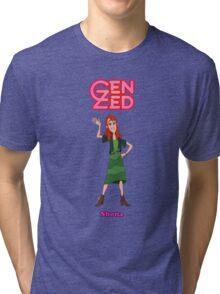 Shona Tri-blend T-Shirt