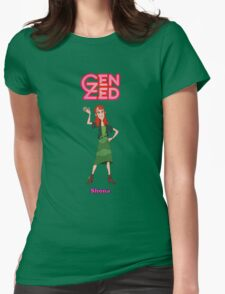 Shona Womens Fitted T-Shirt
